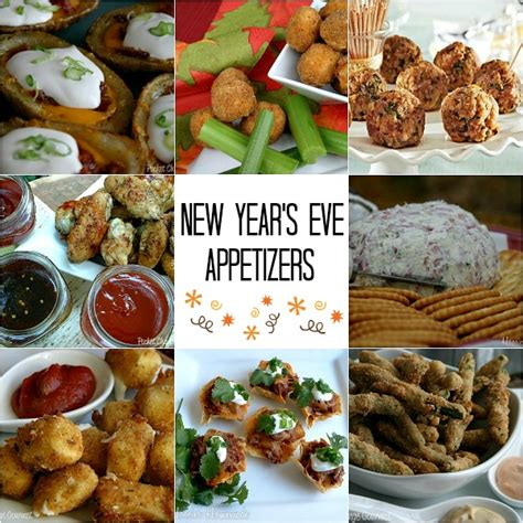 new years eve appetizers recipes great recipes and