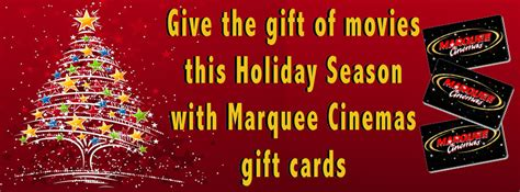 Marquee Cinema Gift Cards - marquee cinemas