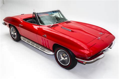 chevrolet big block 1966 chevrolet corvette 427 425hp big block american