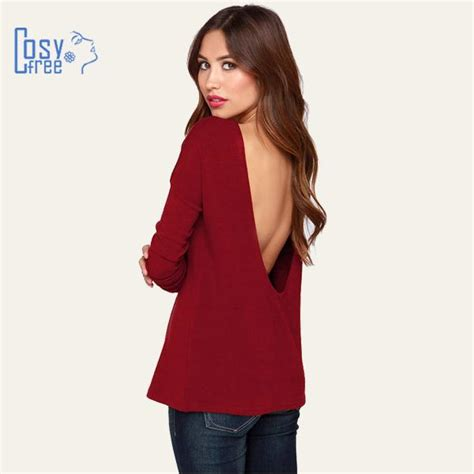 Azura Fashion Womens Basic Tshirt High Neck Sleeve newest 2015 western style all match tshirt