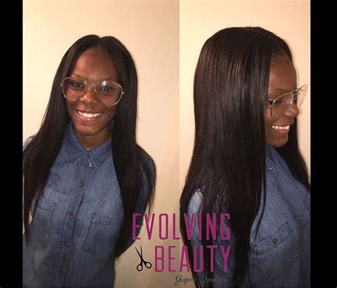 part in the middle sew in 25 best ideas about middle part weave on pinterest