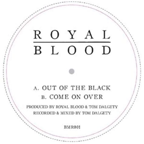 pumpin blood mp royal blood out of the black studio acapella free