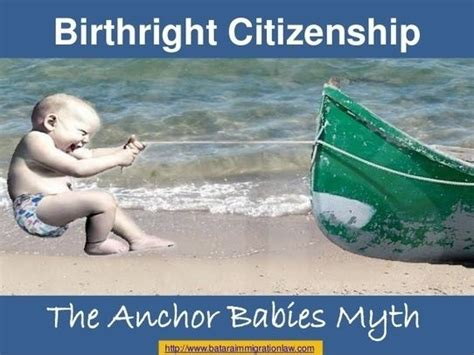 anchor babies birthright citizenship and the 14th amendment 17 best images about immigration and politics on pinterest