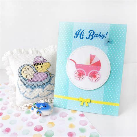 Kartu Ucapan Newborn kartu ucapan selamat melahirkan 3d new born baby