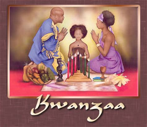 the traditions of kwanzaa