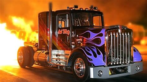 jet truck flame  downtown detroit gauge magazine