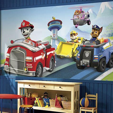 Wandtattoo Kinderzimmer Paw Patrol by Wandsticker Paw Patrol Paw Patrol Mytoys