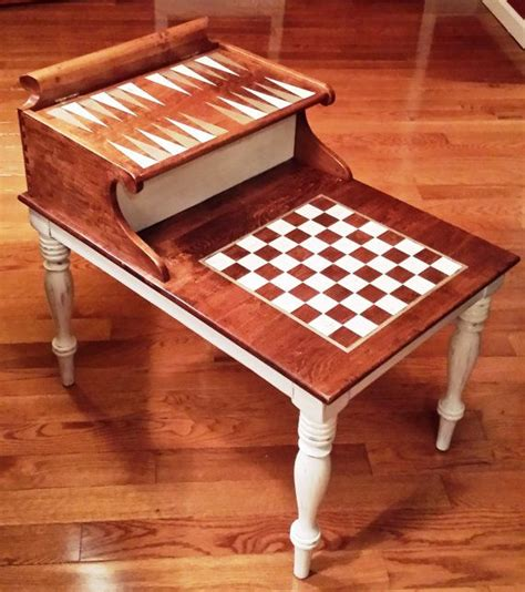chess checkers backgammon table best 20 tables ideas on board