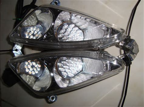 Lu Led Buat Motor Mio accessories modification lu sein mio sporty custom led