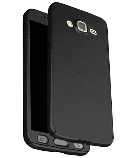 Samsung Galaxy J5 2016 Ipaky samsung galaxy j5 2016 cover by ipaky black plain back covers at low prices