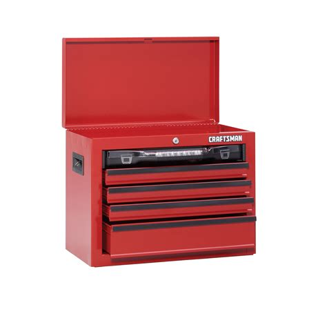 craftsman 5 drawer tool box kmart craftsman 22 quot 5 drawer homeowner tool chest with quot take