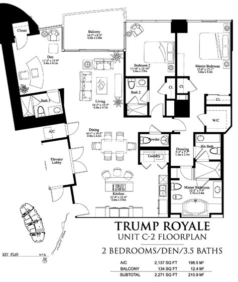 trump towers floor plans unit dr mls seach miami beach trump royale sunny isles beach floor plan condo c mls