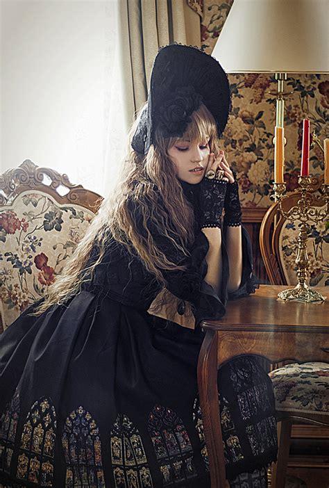 lolitas art gothic lolita by ann emerald on deviantart
