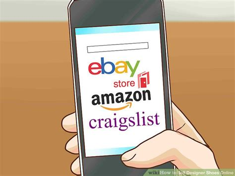 How To Make Money Selling Shoes Online - 3 ways to sell designer shoes online wikihow