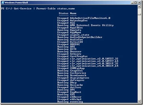 Powershell Format Table by Format Powershell Output With An Easy To Use Table Hey