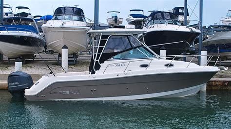 used robalo boats for sale near me sold 2009 robalo r305 walkaround 75 hours on yamaha