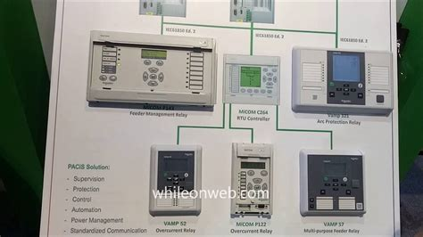 schneider electric pacis digital substation scada