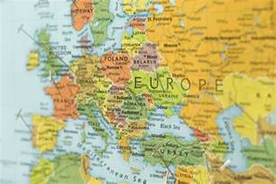 Map Europe by Europe Details And Photos