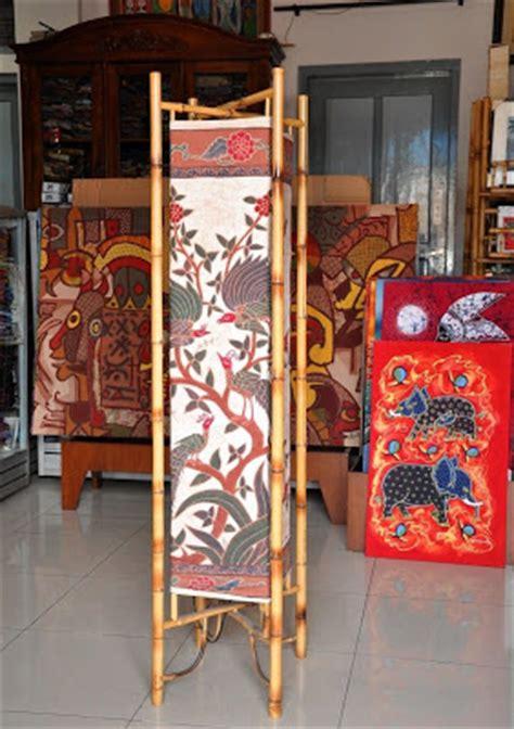 Tulis Murah Lukisan Wayang Prabu Kresna Ukuran Besar Kulit lukisan batik jogja