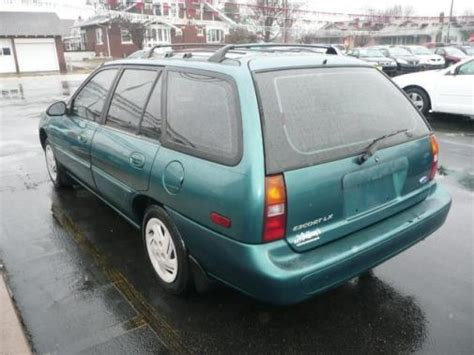 green ford station 1997 ford escort station wagon for sale 51 used cars from