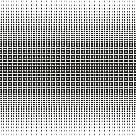 Halftone Pattern Download | halftone seamless pattern vector free download