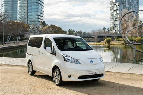 nissan e nv200 7 seater review pictures auto express