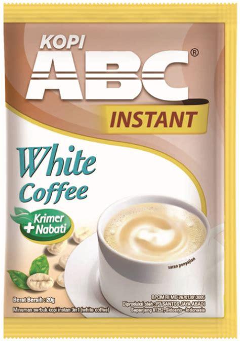 Abc Instant Kopi Bag kopi abc on quot pagi kopi abc kopi abc white coffee bisa jadi pilihan kamu untuk