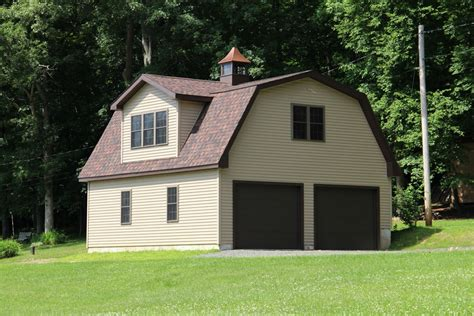 gambrel garages patriot gambrel style 1 189 story garage the barn yard great country garages