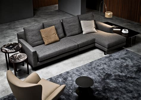 minotti sectional allen sofas from minotti architonic