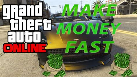 Gta 5 Online Fastest Way To Make Money - fastest way to make money in gta 5 online quot gta 5 make