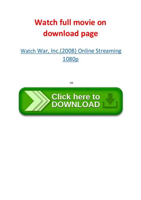 bester action comedy film war inc 2008 online streaming 1080p best action comedy