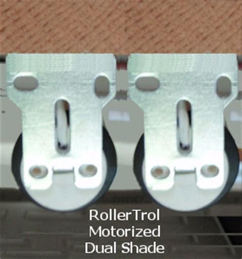 motorized blinds diy diy motorized roller shade dual blinds
