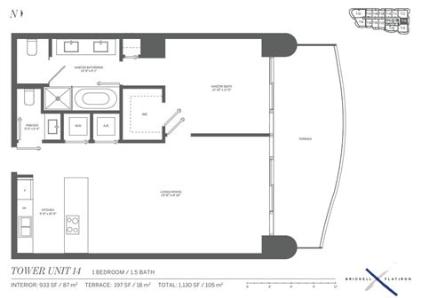 flatiron building floor plan flatiron miami condo 1100 s e 1st ave florida 33131