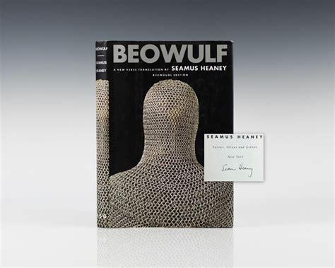 beowulf a new verse translation raptis rare books