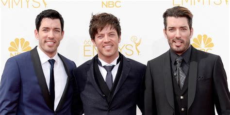 photos property brothers drew and jonathan scott on hgtv jonathan scott shares throwback photo with drew and jd