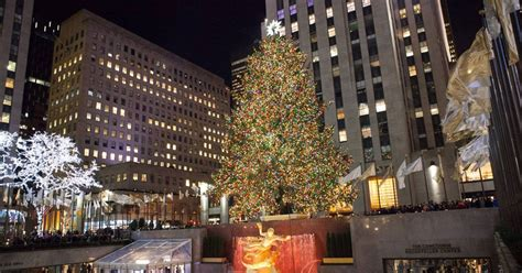 when does nyc take down christmas decorations christmas