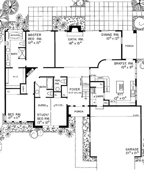 transitional floor plans transitional one story design 81288w architectural designs house plans