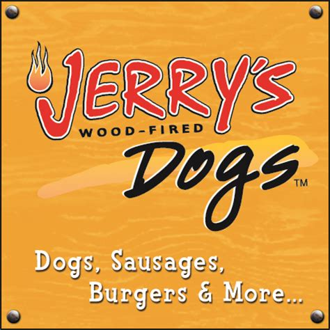 jerry dogs jerry s wood fired dogs opens in dallas gourmet features 30 free toppings