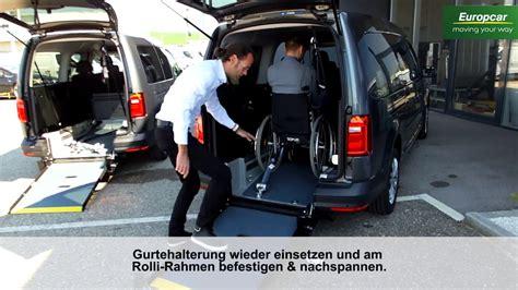 Europcar Auto Kaufen by Barrierefreie Mobilit 228 T Europcar