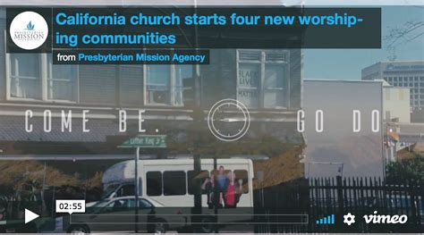 new worshiping communities a theological exploration books california pc usa congregation helps launch four new