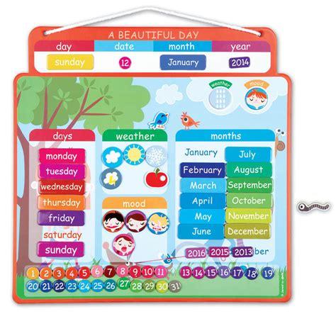 janod magnetic calendar