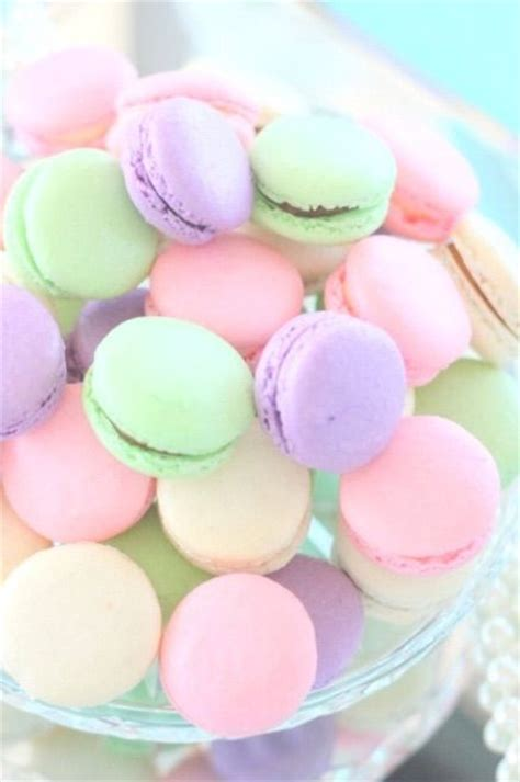 girly macaron wallpaper image via we heart it https weheartit com entry