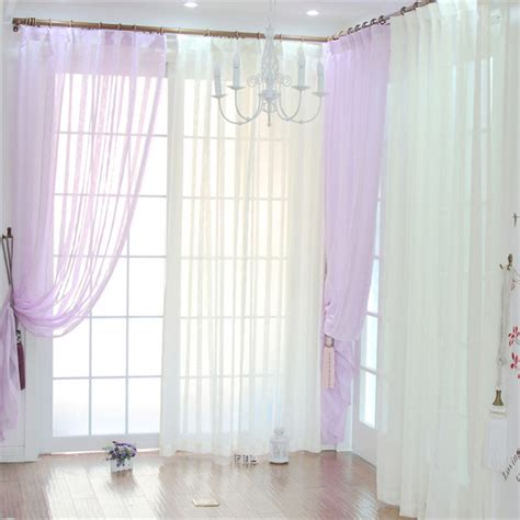 sheer lavender curtains lavender sheer curtains purple lavender sheer curtains