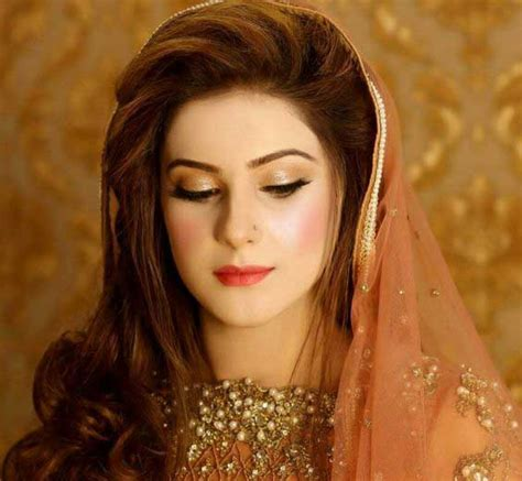 latest casual hairstyles in pakistan engagement makeup for pakistani brides weddingpace