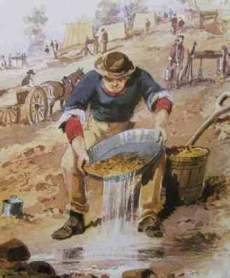 gold rush panning | gold prospecting equipment and mining