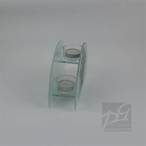 Teelichthalter Aus Glas by Teelichthalter Aus Glas Mit Spruch 14 00 Eur