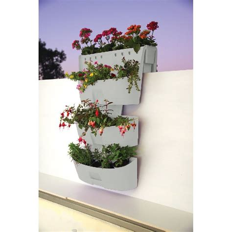 wall hanging planters plastic saddle planter and 2 hanging wall planters buy