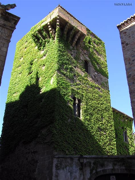 foto casa caceres foto casa de los paredes saavedra y torre de los sande