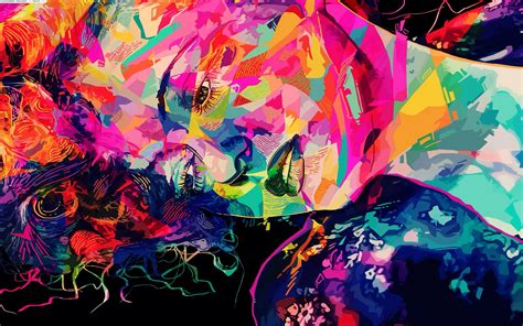 colorful abstract wallpapers hd pixelstalknet