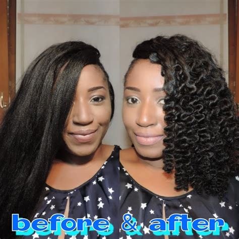 Synthetic Hair Active With Hot Water | how to curl synthetic hair threading method youtube